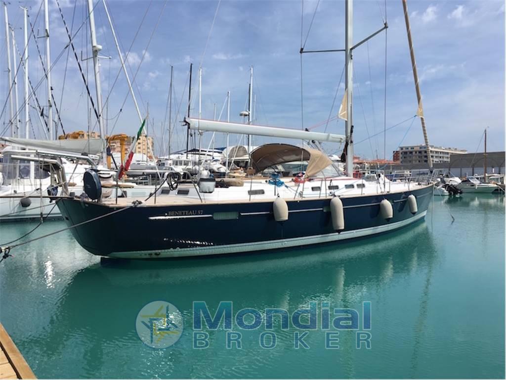 Beneteau 57 usato del 2005, vendita beneteau 57, annunci barche e ...