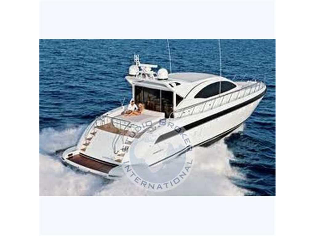 Overmarine mangusta 72 usato del 2008 vendita overmarine mangusta 72 annunci barche e yacht - Dissalatore prezzo ...