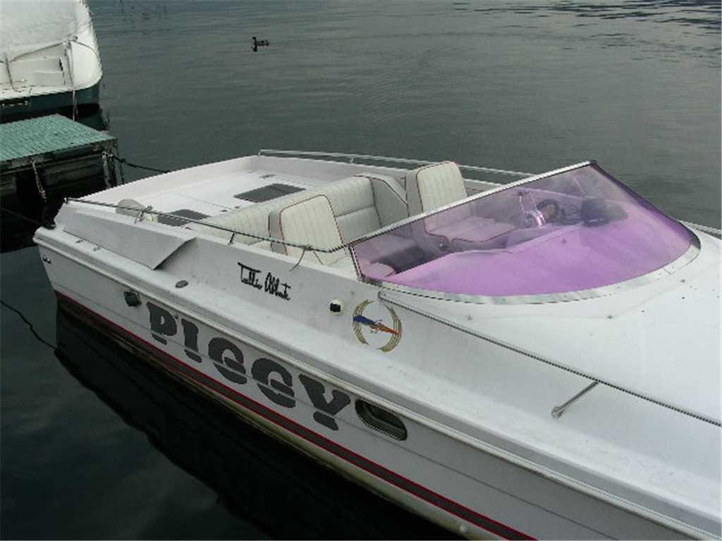 Tullio abbate offshore 36 39 usato del 1983 vendita tullio for Cerco tavolo usato milano
