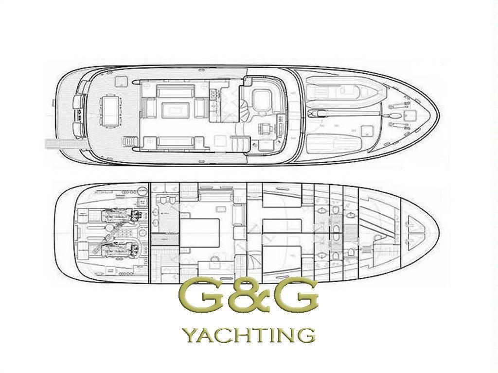 terranova yachts 68 explorer usato del 2009  vendita