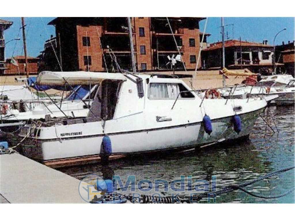 kappa marine shipmaster usato del 1984 vendita kappa marine shipmaster annunci barche e yacht. Black Bedroom Furniture Sets. Home Design Ideas