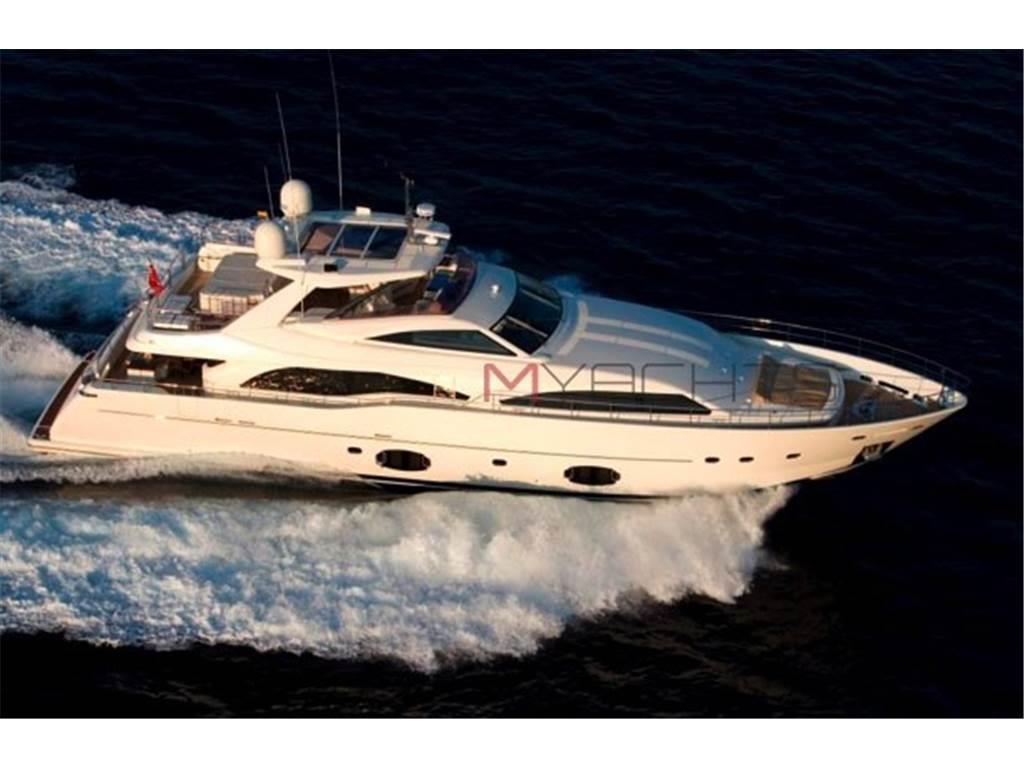 ferretti 30 metri charter del 2006 vendita ferretti 30