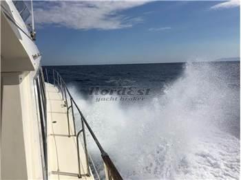 Kha Shine Enterprise Trawler Flying Bridge 480
