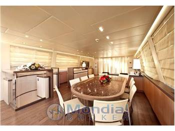 AB Yacht 116 Fly