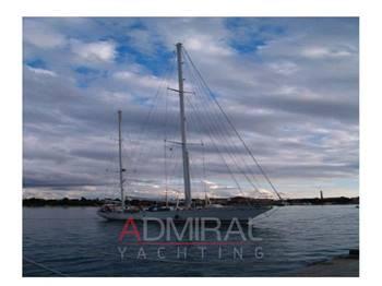 Astilleros Alianza - 76' Steel Ketch – Fast Ocean Cruiser – Classic Boat