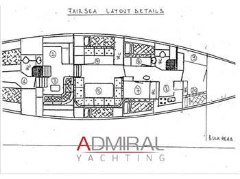 Astilleros Alianza 76' Steel Ketch – Fast Ocean Cruiser – Classic Boat