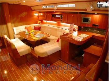 Dufour Yachts 455 g.l.