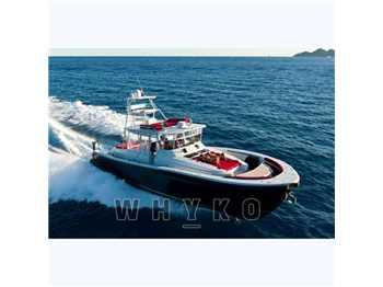Open boat italia - Bluegame bg60