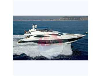 Sunseeker - Yacht 90 fly