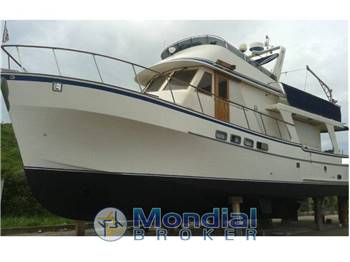 King yachts corporation Sea ranger piilothouse 53