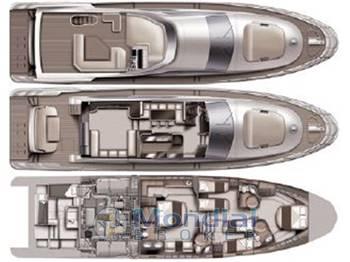 Azimut yachts azimut 70 fly