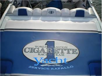 Cigarette Racing Team 38 Top Gun