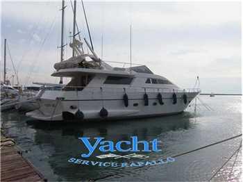 Cantieri navali lavagna - Admiral 22