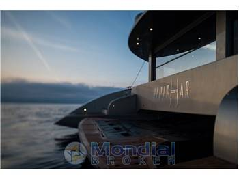 Magic Yachts Sarl Shipyard Tunisia - Jamadhar 100