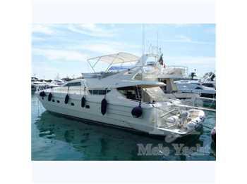 Ferretti yacht - 175