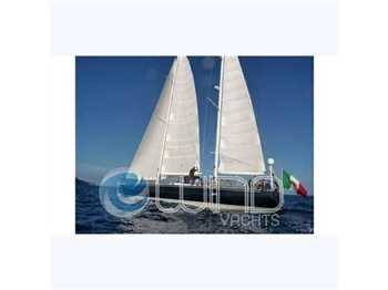 Vallicelli stain - Ketch 23 mt.