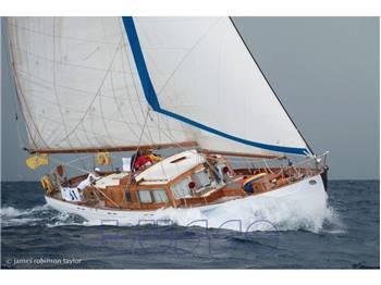 Cantiere Gino d'Este - Laurent Giles 52 sloop