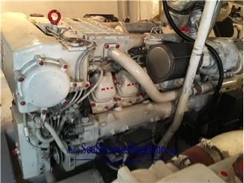 Ab yacht Montecarlo 55