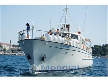 Gustaffson & Anderssons Varvs Play Fellow - luxury charter yacht