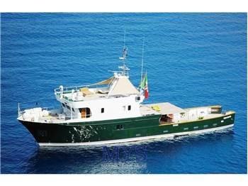 Cantieri Navali di Senigallia - Nave