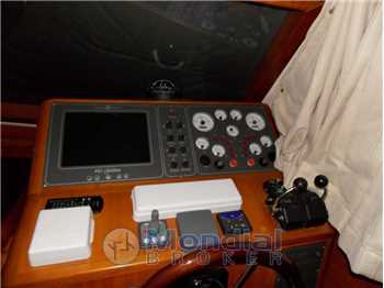 Cantieri estensi goldstar 440 c (2007) usato