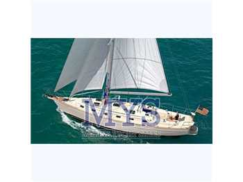 Island packet yacht - Ip460