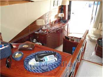 Fairline Squadron 58 fly