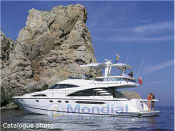 Fairline - Squadron 58 fly