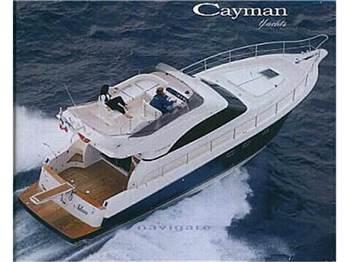 Cayman 40 Fly