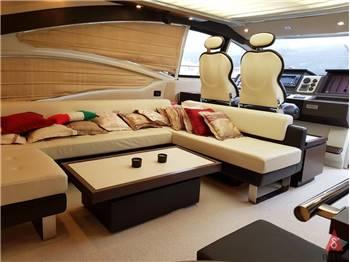 Azimut Yachts 62S