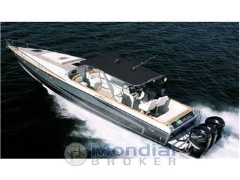 TAI W MonteCarlo Marine - TAI MCM 44 trimotore