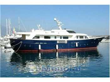 Benetti sail divion - 105 navetta