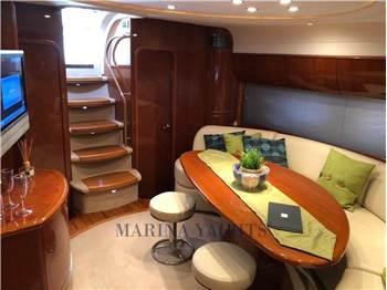 Princess Yachts V 58 soft top
