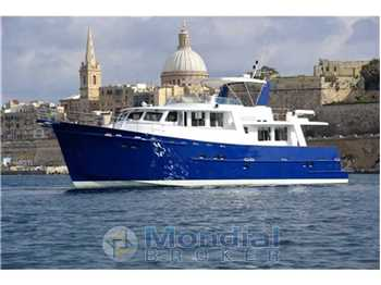Trans marine coorporation - Pacific 72