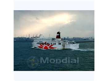 Japan Passenger ̸ ro-ro ferry