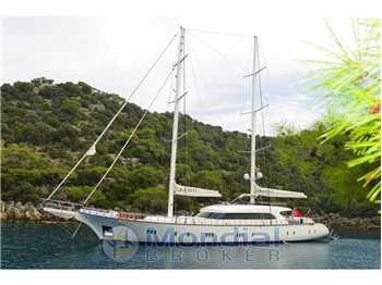Turkish Shipyard - MOTORSAILER 36M