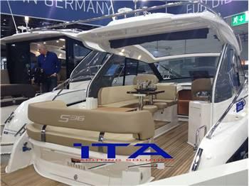 Bavaria S36 open/Hard Top/Coupè
