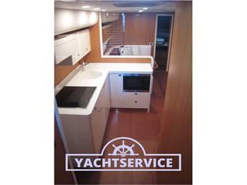 Franchini Yachts Emozione 55 Open