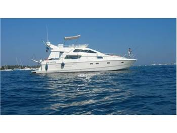 Ferretti Yachts - Ferretti 135S