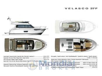 Jeanneau VELASCO 37 F