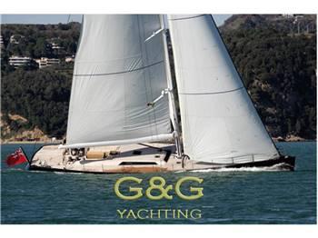 Wally Sailing Yacht - Wally  94' (28.55 mt.)