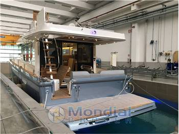 CRANCHI ECO TRAWLER 43 LONG DISTANCE