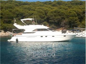 MARINE PROJECTS - PRINCESS 440 FLY