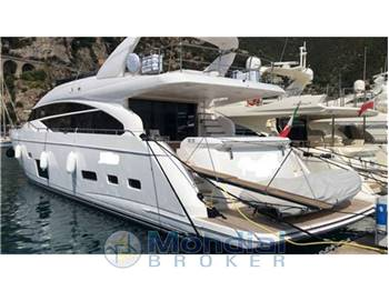 PRINCESS YACHTS Princess 88 motor yacht