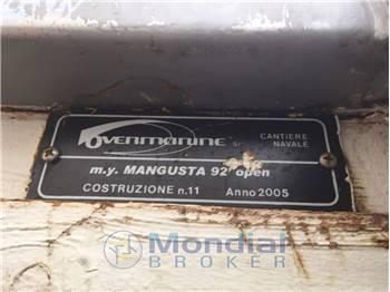 Overmarine Mangusta 92