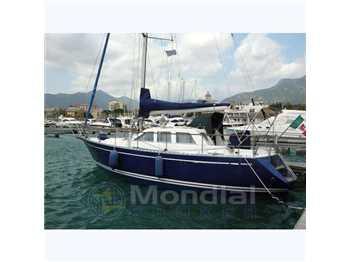 Sistala yachts oy - Nauticat 321 pilothause