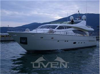 Ferretti Craft - 880 fly