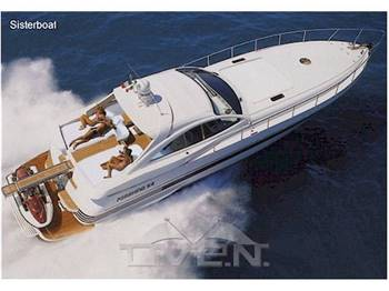 Pershing 54 - 54 Hard Top Arneson