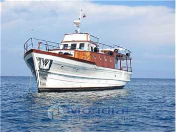 Classic Top Sun - Italian Yacht