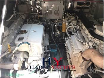 Cayman yachts 43 W.A.